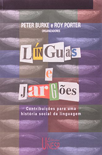 Línguas e Jargões, livro de Peter Burke, Roy Porter (Org.)
