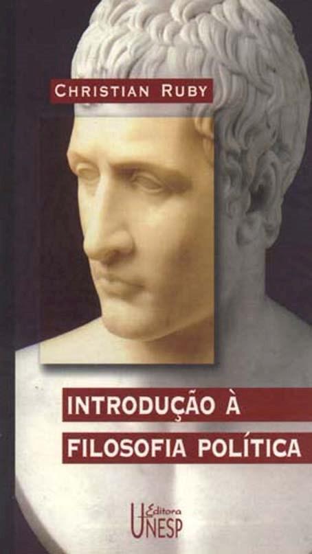 Introdução à filosofia política, livro de Christian Ruby