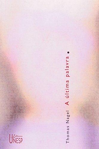 A última palavra, livro de Thomas Nagel