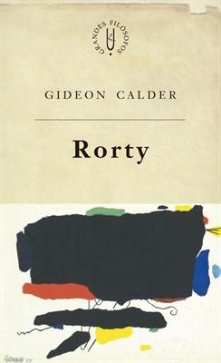 Rorty - e a redescrição, livro de Gideon Calder