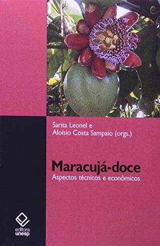 Maracujá-Doce, livro de Sarita Leonel, Aloísio Costa Sampaio