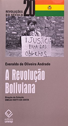 A Revolução Boliviana, livro de Everaldo de Oliveira