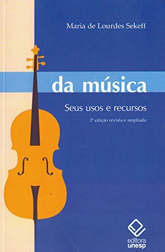 Da Música, livro de Maria de Lourdes Sekeff