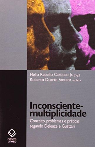 Inconsciente - multiplicidade, livro de Cardoso Jr. , Hélio Rebello