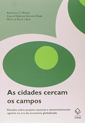 Cidades cercam os campos, As, livro de Árabe, Carlos Henrique Goulart e Silva, Maitá de Paula e
