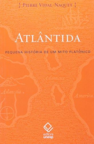Atlântida, livro de Vidal-Naquet, Pierre