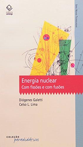 Energia nuclear, livro de Galetti , Diógenes e Lima , Celso L.