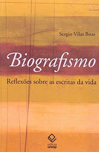 Biografismo, livro de Boas, Sergio Vilas