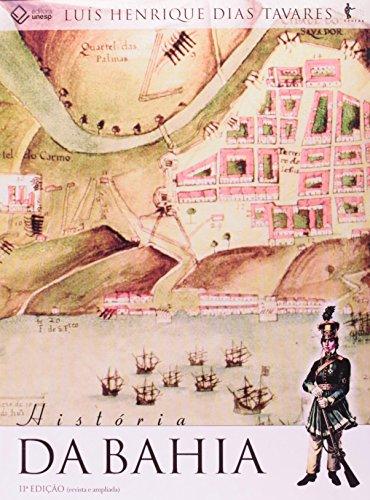 História da Bahia, livro de Luís Henrique Dias Tavares