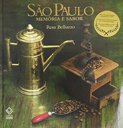 São Paulo Memória e Sabor, livro de Rosa Belluzzo