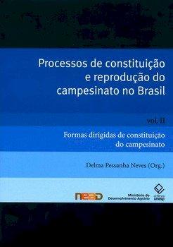 Processos de constituição e reprodução do campesinato no Brasil - vol. II - Formas dirigidas de constituição do campesinato, livro de Delma Pessanha Neves
