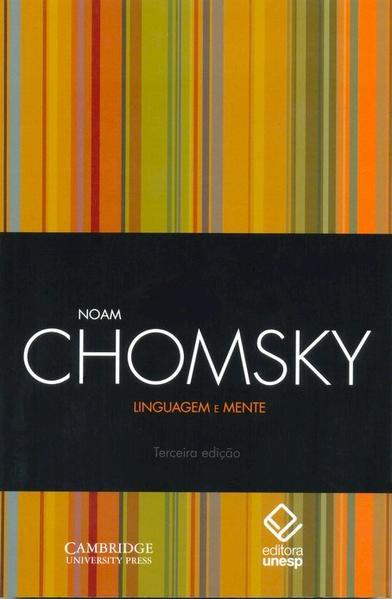 Linguagem e Mente, livro de Noam Chomsky