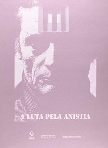 A luta pela anistia, livro de Haike Roselane Kleber da Silva (Org.)