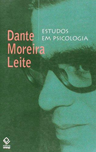 Estudos em Psicologia, livro de Dante Moreira Leite