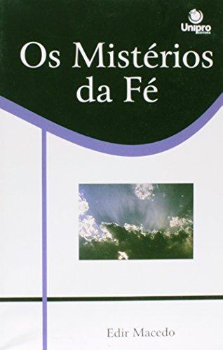Mistérios da Fé, Os - Vol.6 - Série Caráter de Deus, livro de Edir Macedo