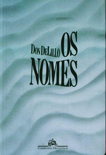 Os nomes, livro de Don DeLillo