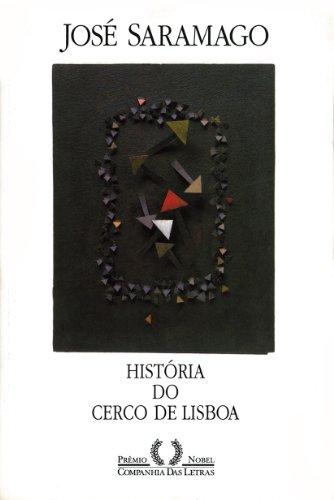 História do cerco de Lisboa, livro de José Saramago