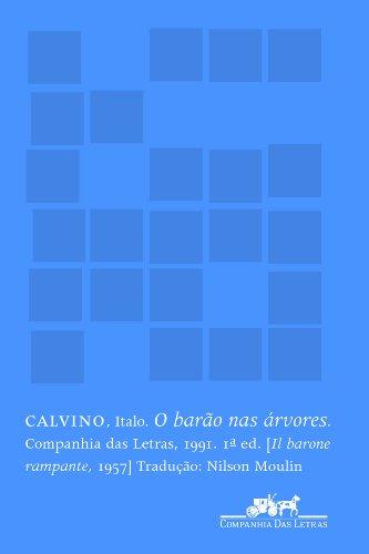 O barão nas árvores, livro de Italo Calvino