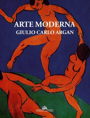 Arte Moderna - Do Iluminismo aos movimentos contemporâneos, livro de Giulio Carlo Argan