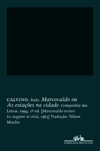 Marcovaldo ou As estações na cidade, livro de Italo Calvino