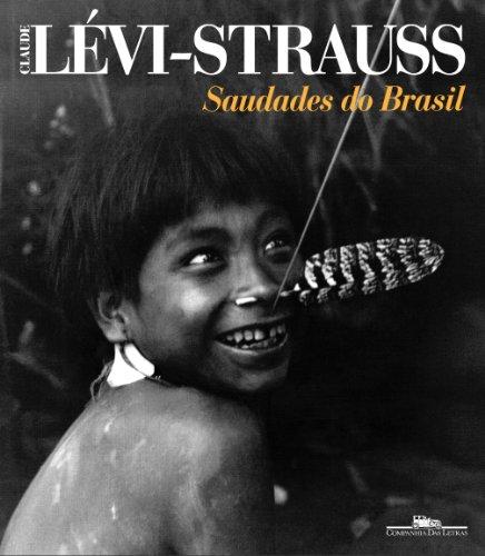Saudades do Brasil, livro de Claude Lévi-Strauss