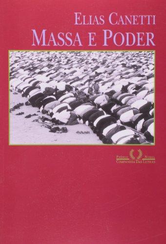 Massa e poder, livro de Elias Canetti