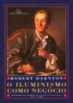 O iluminismo como negócio, livro de Robert Darnton