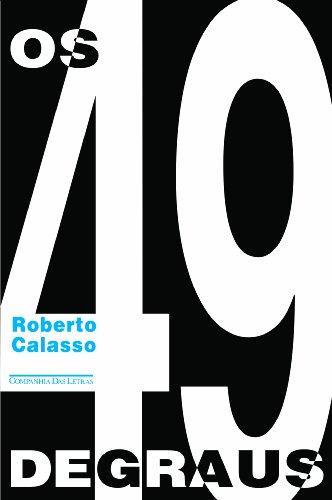 Os 49 degraus, livro de Roberto Calasso