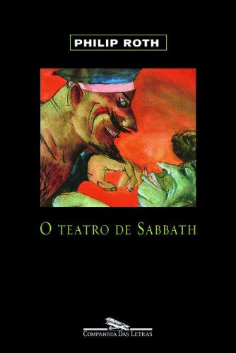 O teatro de Sabbath, livro de Philip Roth