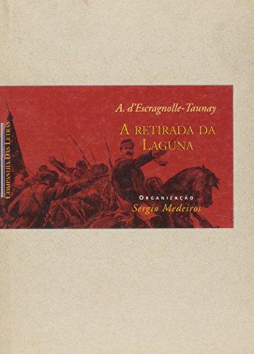 A RETIRADA DA LAGUNA, livro de Alfredo d