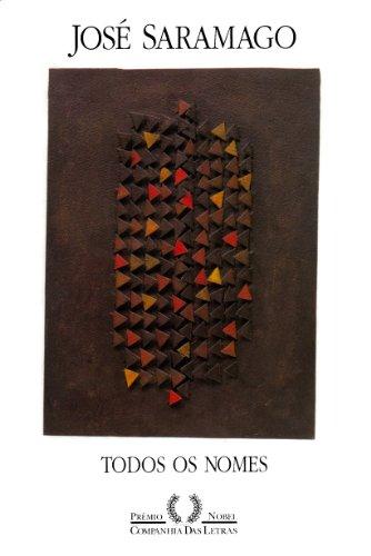 Todos os nomes, livro de José Saramago