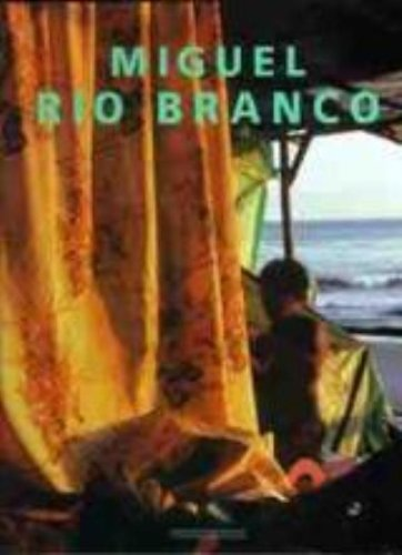 MIGUEL RIO BRANCO, livro de Miguel Rio Branco