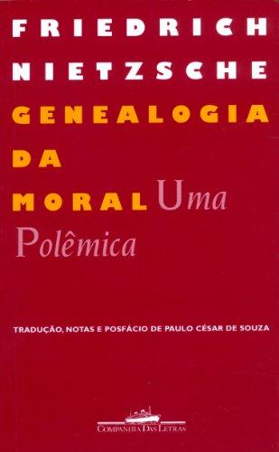 GENEALOGIA DA MORAL, livro de Friedrich Nietzsche