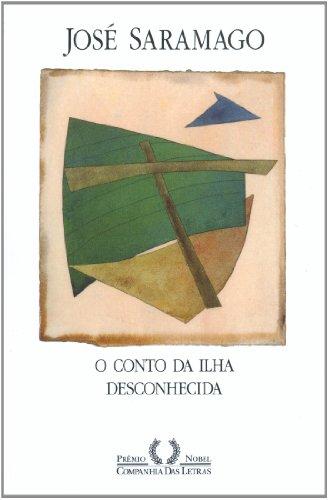 O conto da ilha desconhecida, livro de José Saramago
