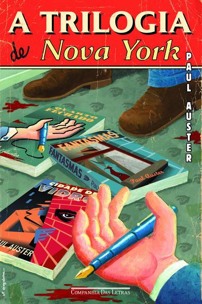 A trilogia de Nova York, livro de Paul Auster