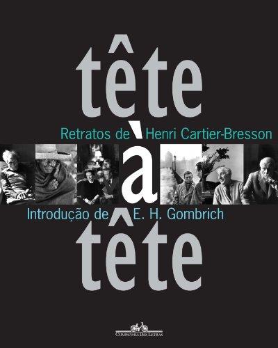 TÊTE À TÊTE, livro de Henri Cartier-Bresson