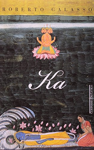Ka, livro de Roberto Calasso