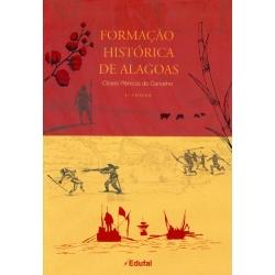 Formação Histórica de Alagoas, livro de Cícero Péricles de Carvalho