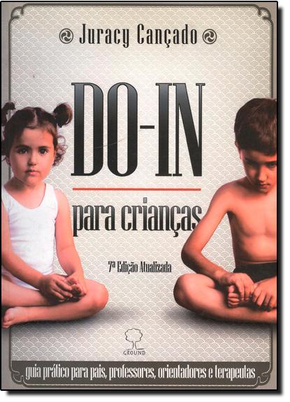 Do-in Para Crianças, livro de CANCADO