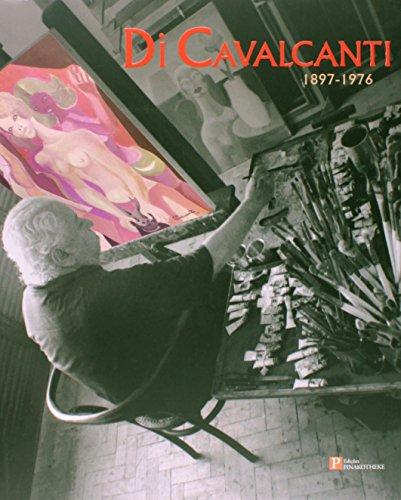 Di Cavalcanti (1896-1976), livro de Ferreira Gullar 1