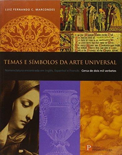 Temas e Símbolos da Arte Universal, livro de Luis Fernando Cruz Marcondes