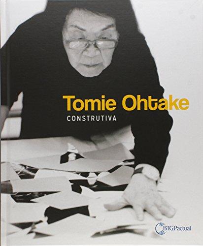 Tomie Ohtake: Construtiva, livro de Paulo Herkenhoff