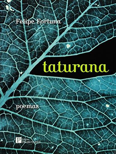 Taturana - Poemas, livro de Felipe Fortuna