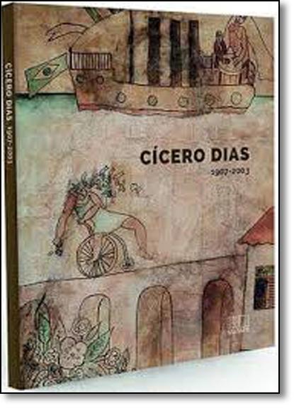 Cícero Dias: 1907-2003, livro de Ângela Grando