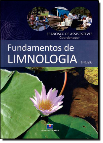 Fundamentos de Limnologia, livro de Francisco de Assis Esteves