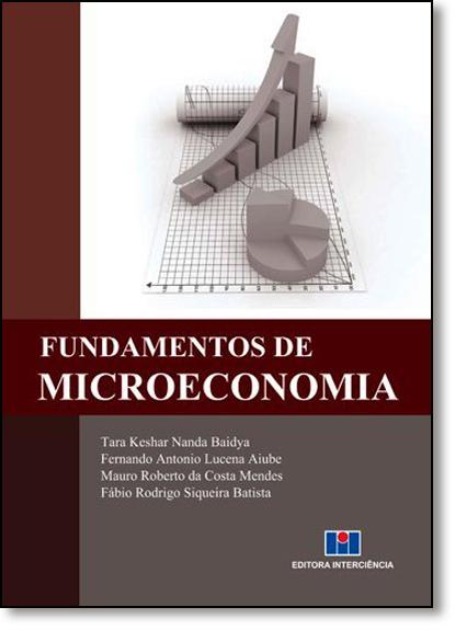 Fundamentos de Microeconomia, livro de Tara Keshar Nanda Baidya