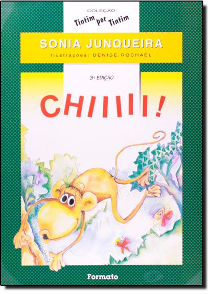 CHIIII, livro de Sônia Junqueira