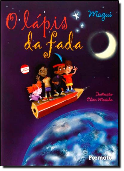 LAPIS DA FADA, O, livro de MAGUI