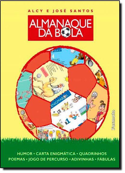 Almanaque da Bola, livro de Alcy