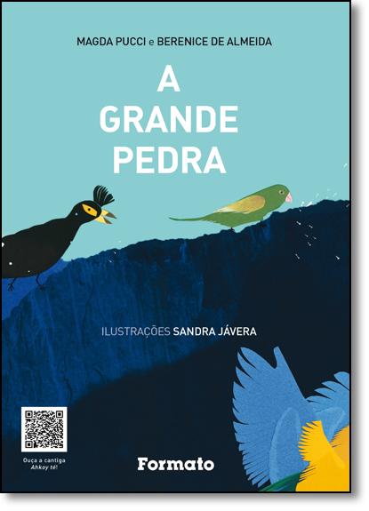 Grande Pedra, A, livro de Magda Pucci
